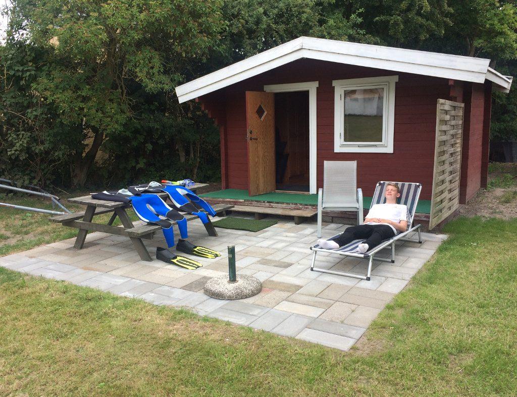 Hytte på Drejø
